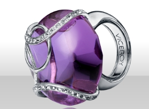 VICEROY JEWELS ANILLO PLATA OXFORD CIRCUS
