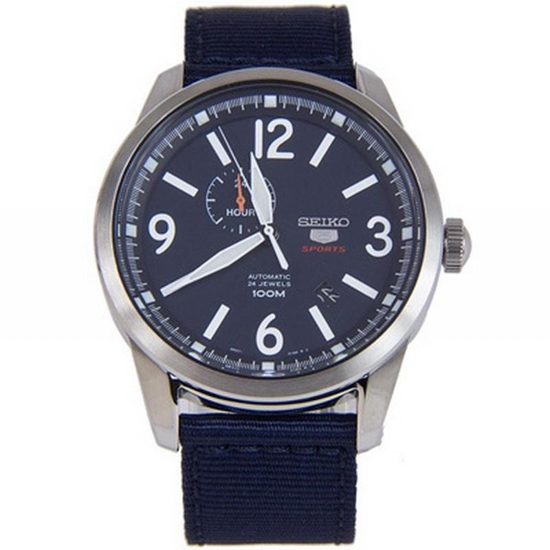 1eeb5a72b Relojeria Esparza   SSA301K1 Reloj Seiko 5 Sports Automatico Hombre ...