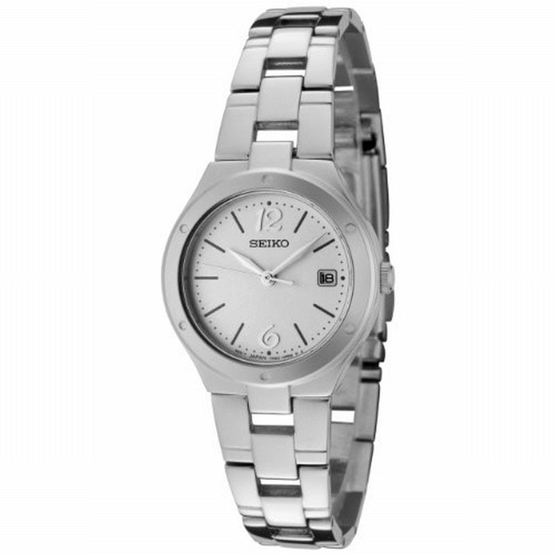 talla 40 56d95 45ae7 SXDC47P1 Reloj Seiko Mujer Acero