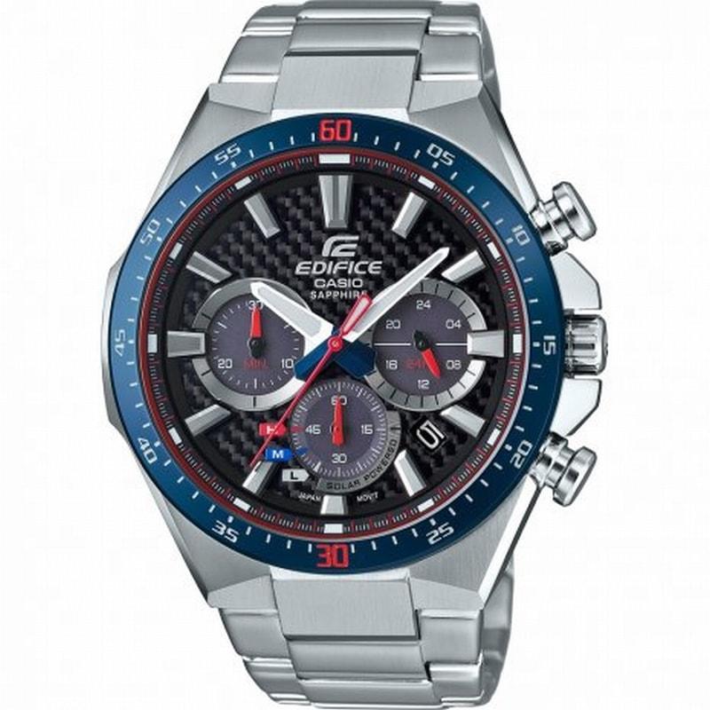 EFS S520TR 1AER Reloj Casio Edifice Escuderia Toro Rosso Limited Edition