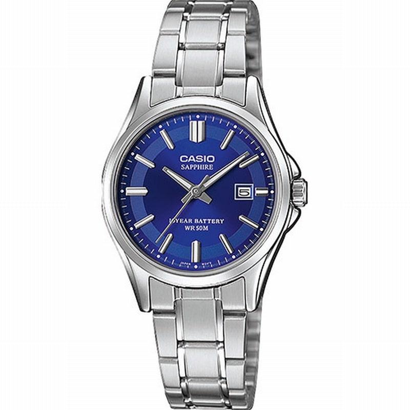 86ca1c36d Relojeria Esparza | LTS-100D-2A2VEF Reloj Casio Edifice Mujer ...
