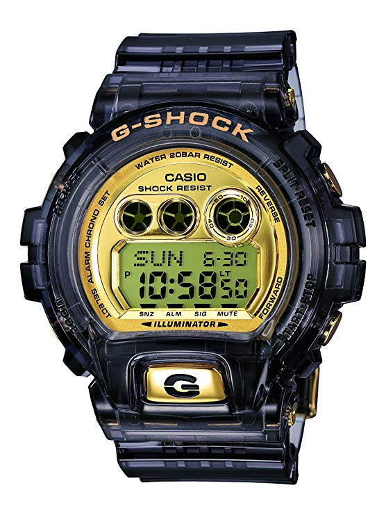 Reloj Casio G-Shock Transparente