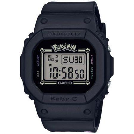 BGD-560PKC-1ER-Casio Baby-G Pokemon